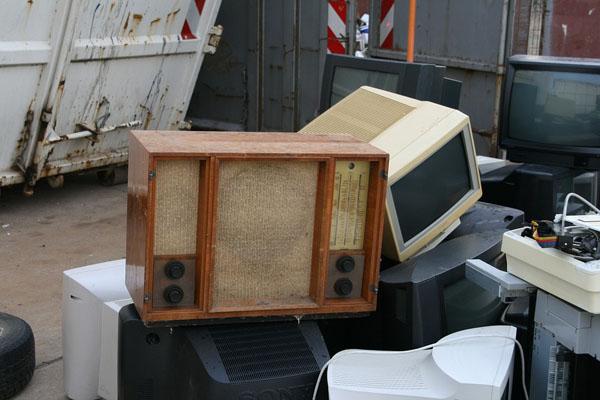 Elektrogeräte Sperrmüll Nürnberg