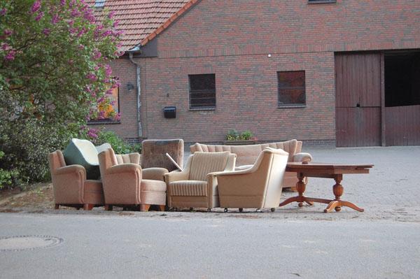 Wohnungsauflösung München